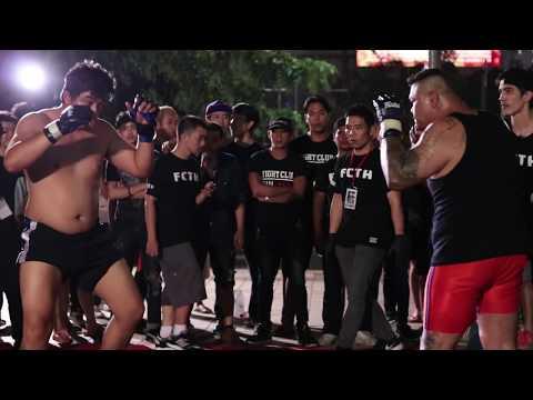 Fight Club Thailand ข้างถนนไว้อาลัย SS2 W3 บอย วัดโตนด x ต๋อง บางนา 32