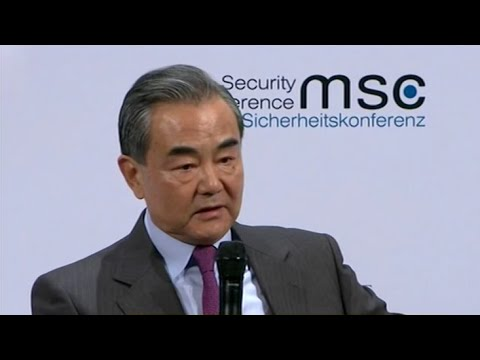 Chinese FM: US accusations against China are &39;lies&39;