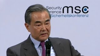 Chinese FM: U.S. accusations against China are 'lies'