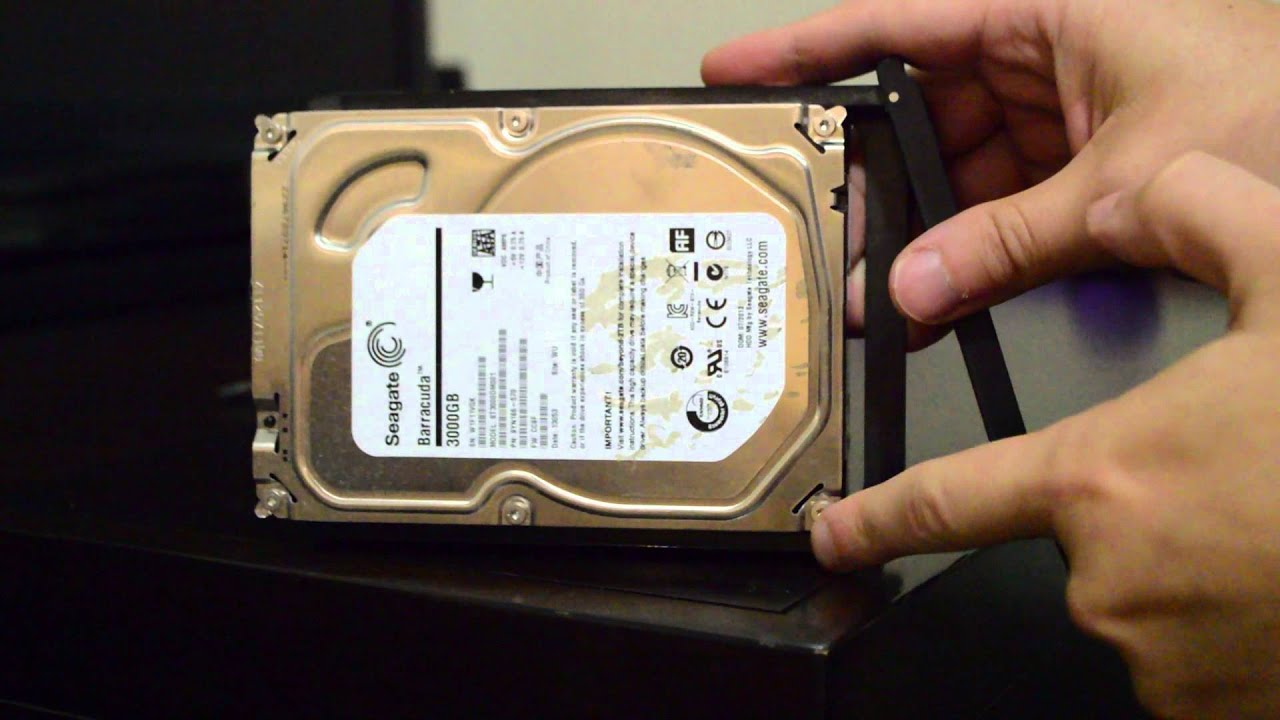 Seagate 3TB ST3000DM001 Clicking Noise Dead HardDrive