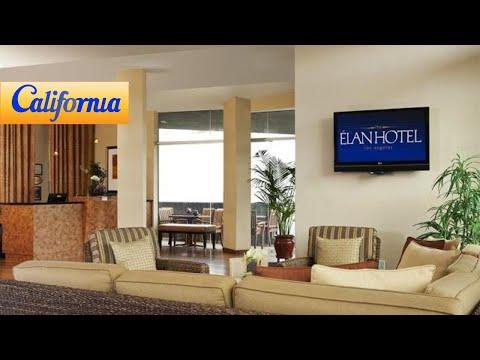 Elan Hotel, Los Angeles Hotels - California