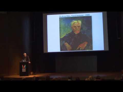 Le visage expressionniste par Itzhak Goldberg