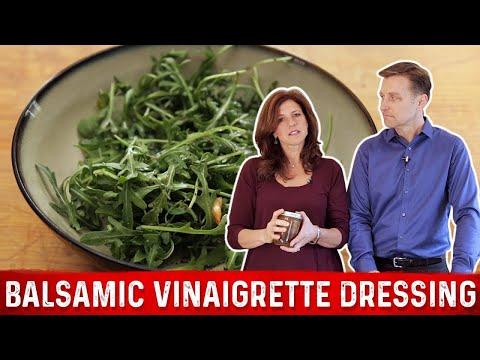 Simple Balsamic Vinaigrette Dressing Recipe   Karen and Eric Berg
