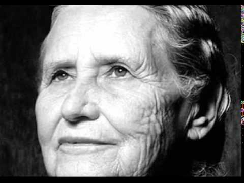 Doris Lessing about the Sufi Way con Subtítulos en Español.
