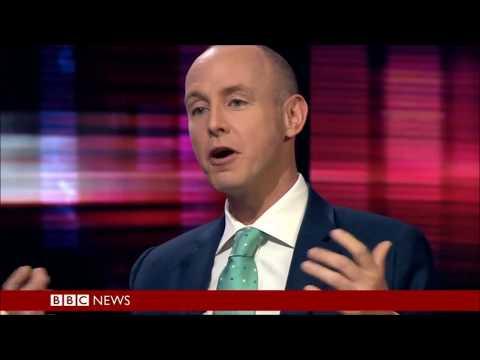 Dan Hannan is reasonable while BBC is stupidly biased