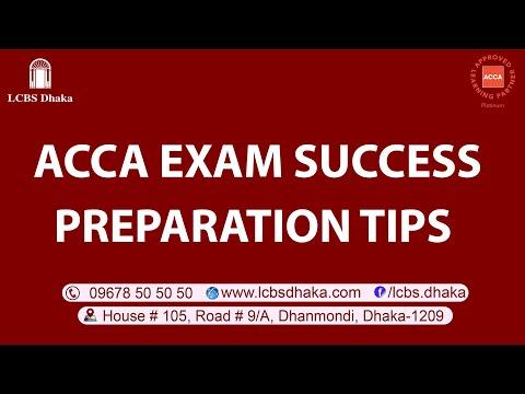 ACCA EXAM PREPARATION   TIPS For FR   Platinum Tutor Md  Jahangir Alam   LCBS Dhaka