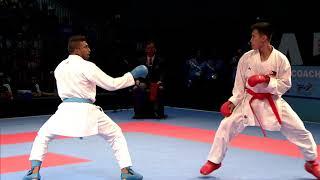 Download Video KL2017 29th SEA Games | Karate - Men's Kumite ↓60kg FINALS - 🇲🇾 MAS vs 🇵🇭 PHI | 22/08/2017 MP3 3GP MP4