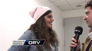 ORV+: Михаела Филева: Работим по нова песен с Били Хлапето!