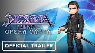 Dissidia Final Fantasy: Opera Omnia - Official Cor Leonis: Global-First Reveal Trailer