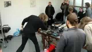 Optimus Prime Noisefest - 2 mar 2008 - Portable Noise Kremator
