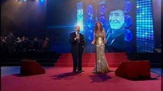 Byblos Festival 2010 - Wadih el Safi with Najwa Karam - W Kberna Ya Baye - Part 1