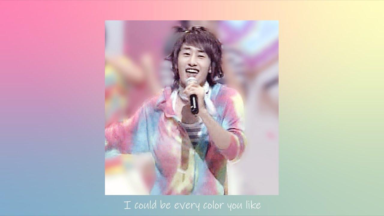 [은혁] I could be every color you like