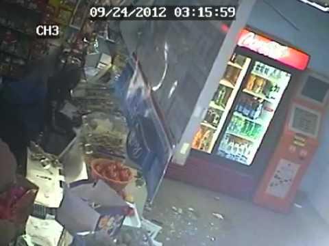 нападение на магазин в черняховске
