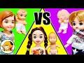 リカちゃん 赤ちゃんコンテストで優勝するのは? ケリーの妹がベビーモデル?! バービー つばさちゃん ライバル エマ おもちゃ 人形 アニメ ここなっちゃん