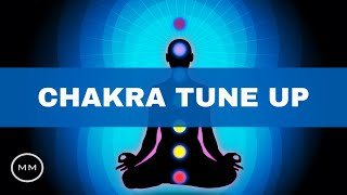 Chakra Tune-Up Root to Crown Chakra Healing - Balance All 7 Chakras - Meditation Music.mp3