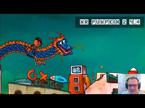 Mr Pumpkin 2 прохождение ч.4 |обзоры мобильных игр и приложений