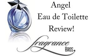 Thierry Mugler Angel EDT review! Better Than The Original!
