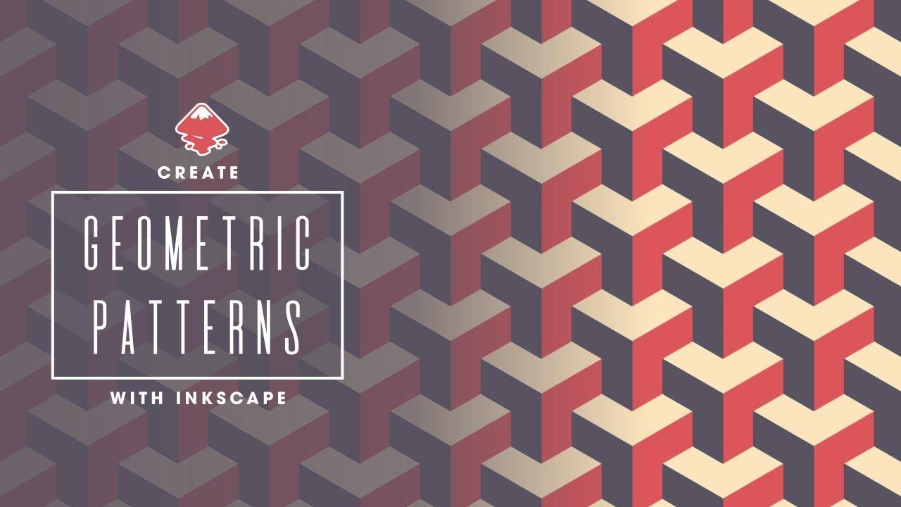 inkscape tutorial geometric pattern