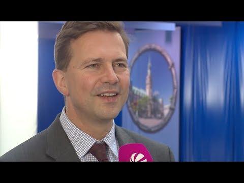 Interview: Regierungssprecher Steffen Seibert über den bevorstehenden G20-Gipfel in Hamburg