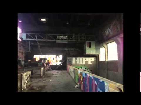 Exploring Abandoned Montreal: Incinerator