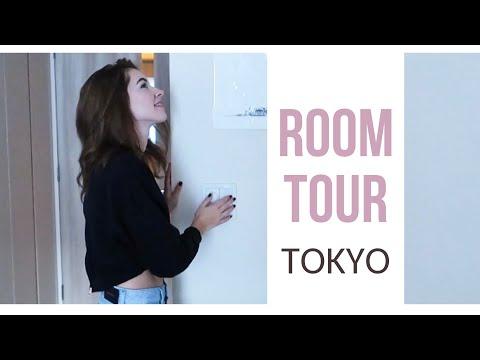 Моя квартира в Японии. Жилье в Токио. My Japanese Apartment Tour! Tokyo
