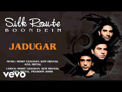 Jadugar - Silk Route | Official Hindi Pop Song