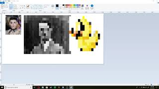 How to make pro pixel art/ tati betrayed me