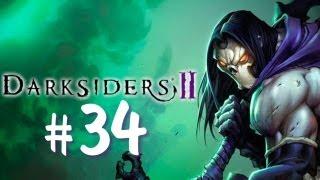 Darksiders 2 прохождение с Карном. Часть 34 - Финал