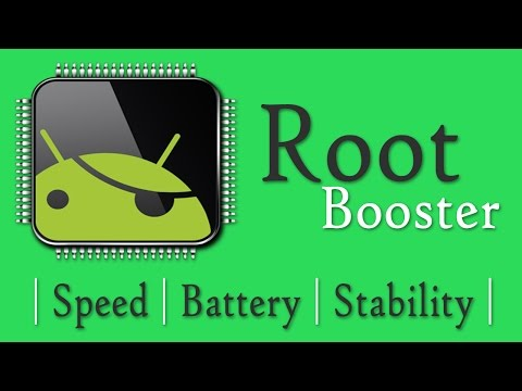 Root Booster [ Speed | Battery | Stability ]