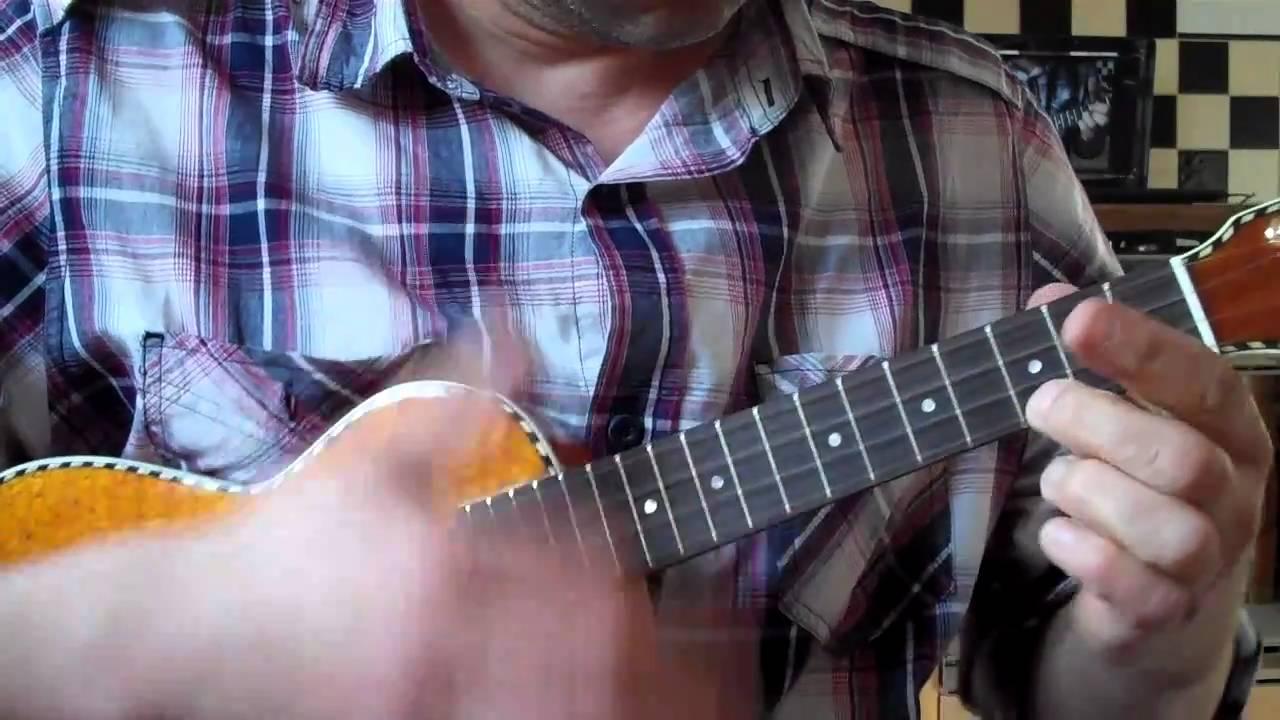 The weight ukulele on a mainland youtube the weight ukulele on a mainland hexwebz Images