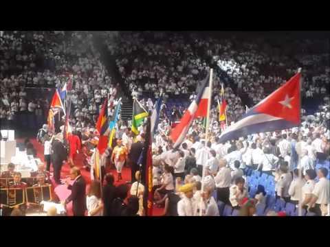Boundless Congress - Parade of Nations