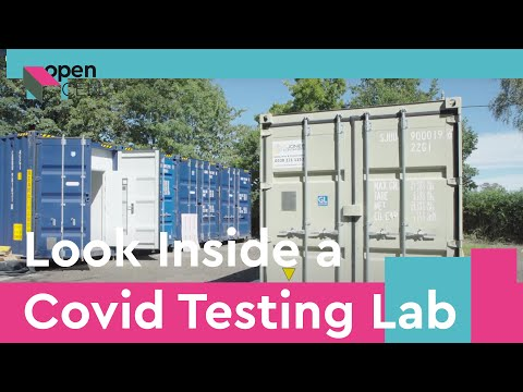 CONTAIN - Mobile Laboratories PCR Testing For COVID19