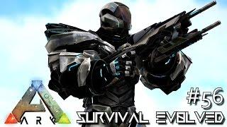 ARK: SURVIVAL EVOLVED - NEW PRIME TEK ARMOR !!! E56 (MODDED ARK ANNUNAKI EXTINCTION CORE)