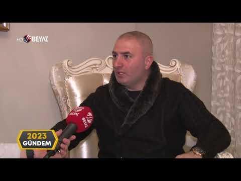 ZEKİ SİNCAR BEYAZ TV DE GÜNDEM 2023 PROĞRAMINA KONUK OLDU..