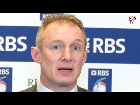 Wales Rob Howley Interview Rugby Six Nations Excitement