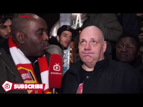Arsenal 1 Bayern Munich 5 | When Is The Cut Off Point For Arsene Wenger asks Claude