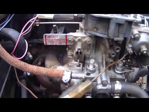 СОЛЕКС 21083-1107010-05 на класическом автомобиле