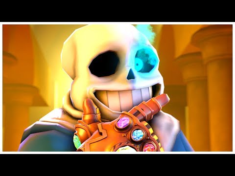 When You Fight Sans in 2018 [SFM]