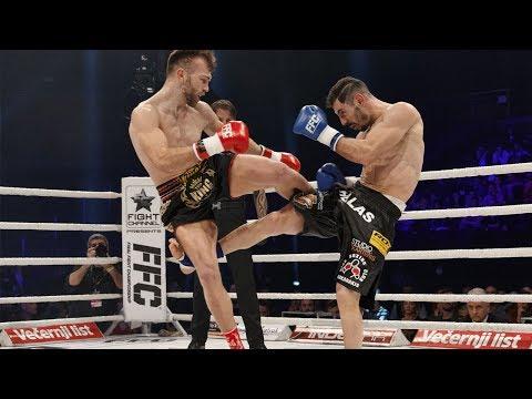 FFC 30 FREE FIGHT: Meletis Kakoubavas Vs. Samo Petje, FFC 22 Athens