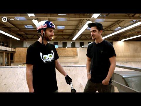 Jasper krijgt een lesje freestyle BMX van Daniel Wedemeijer | Weekendcrashers