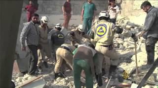 موسكو على الأرض السورية وأميركا تنزوي