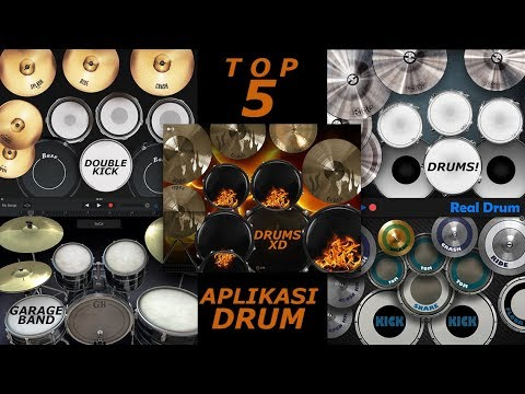 Top 5 Best Drum Apps