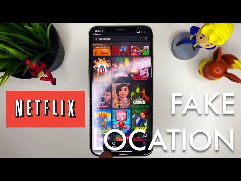 How To Fake Location On Netflix & Watch Any Movies On Different Regions *UPDATED*