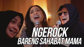 Download lagu NGEROCK BARENG LADY ROCKER NICKY ASTRIA MAMA SENYUM SENYUM MP3