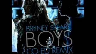 "Britney Spears ""Boys"" feat. Pharrell"