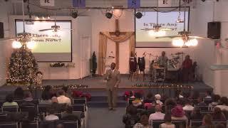 Pastor Stewart - Dec 22 2019