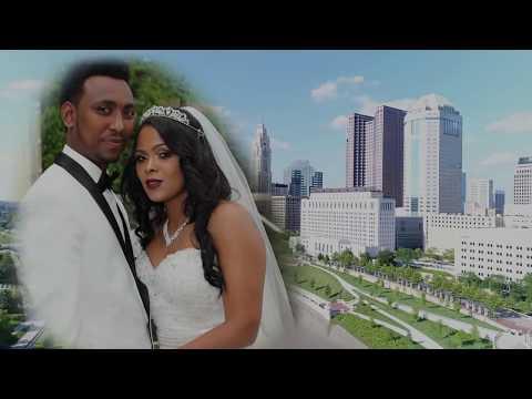Efrem and Eden wedding