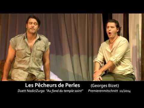 """Duett """"Au fond du temple saint"""" - Les Pêcheurs de Perles"""