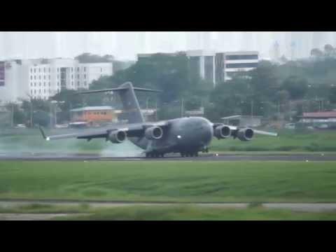 HD PTY Continental & Copa Airlines Hub Operations at Panama City Tocumen International Airportиз YouTube · Длительность: 1 мин55 с