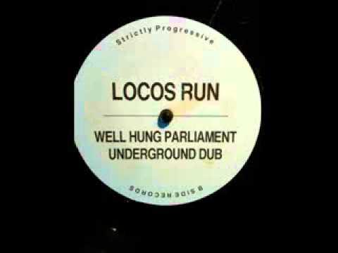Nu Colours - Locos Run (Underground Dub)